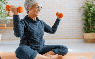 The Best At-Home Workouts for Joint Pain